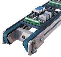 Dual Lane Conveyor Cogged Conveyors Drive Belt Type